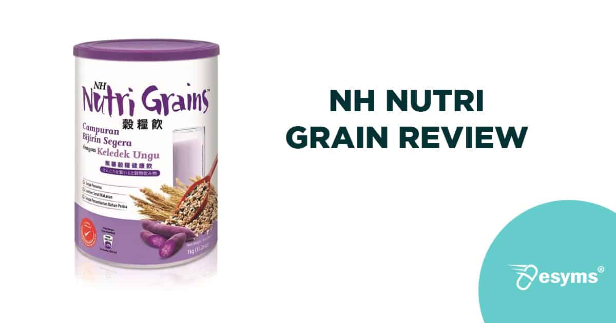 nh nutri grain review malaysia
