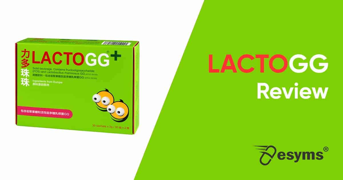 lacto gg probiotic review malaysia