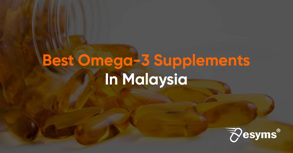best omega-3 supplements in malaysia